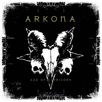 Arkona - Age Of Capricorn - Digipak CD