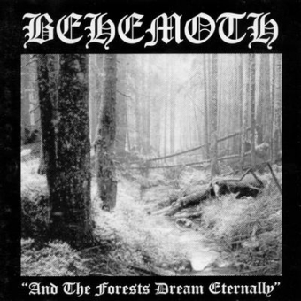 Behemoth - And the Forests Dream Eternally - CD