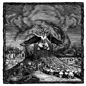 Deus Mortem - Demons of Matter and the Shells of the Dead - LP