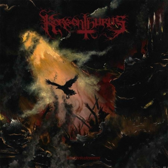 Korgonthurus - Kuolleestasyntynyt - Gatefold LP