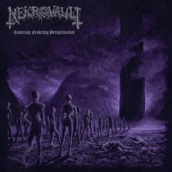 Nekrovault - Totenzug: Festering Peregrination - Digipak CD