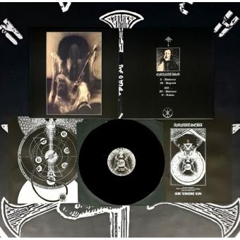 Amnutseba - Emanatism - LP