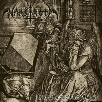 Nargaroth - Spectral Visions of Mental Warfare - CD