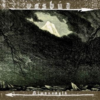 Vosbud - Almannagja - Digi CD