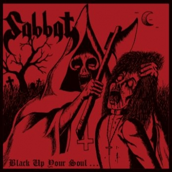 Sabbat - Black Up Your Soul - CD