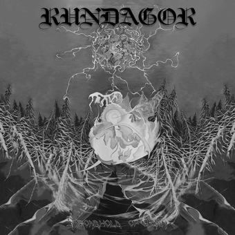 Rundagor - Stronghold Of Ruin - LP