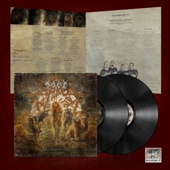 Nomad - Transmogrification (Partus) - Gatefold 2LP
