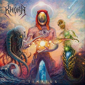 Khôra - Timaeus - CD