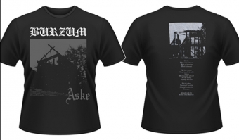 Burzum - Aske - T-Shirt (Black)