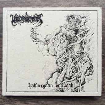 Wederganger - Halfvergaan ontwaakt - Hardcover Digipak CD