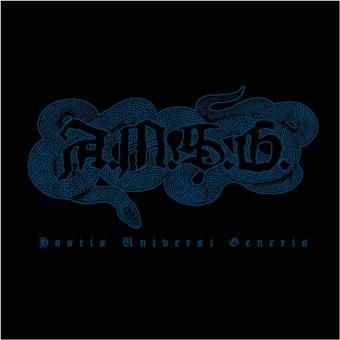 A.M.S.G. - Hostis Universi Generis - CD