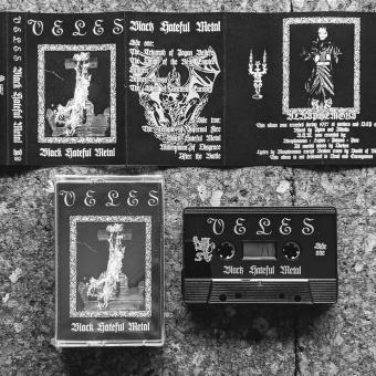 Veles - Black Hateful Metal - Tape