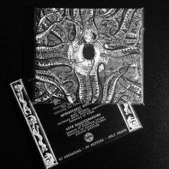 Nornahetta - The Psilocybin Tapes - Digipak CD