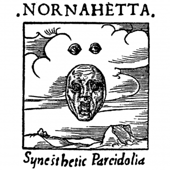 Nornahetta - Synesthetic Pareidolia - LP