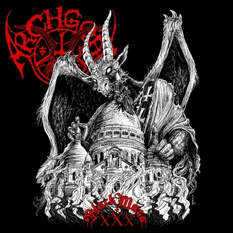 Archgoat - Black Mass XXX - Gatefold 2 LP