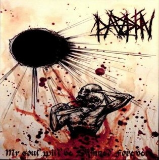 Dauden - My soul will be damned forever - Digipak CD