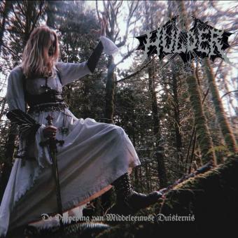 Hulder - De Oproeping van Middeleeuwse Duisternis..... - Digipak CD