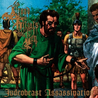 Grand Belials Key - Judeobeast Assassination - CD