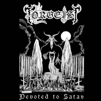 Torgeist - Devoted to Satan - MCD