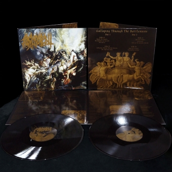 Arghoslent - Galloping through the battleruins - Gatefold DLP