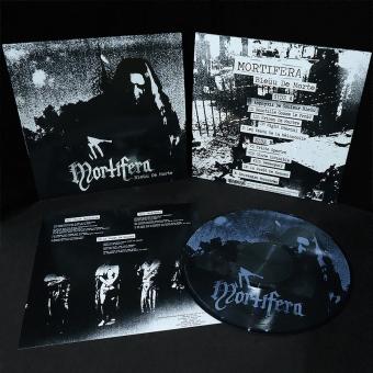 Mortifera - Bleüu De Morte - Picture LP (incl. LP Sleeve)