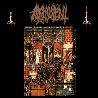 Arghoslent - Arsenal of Glory - Digipak CD