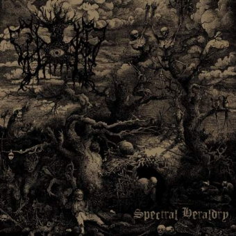 Gitrog - Spectral Heraldry - Digipak CD