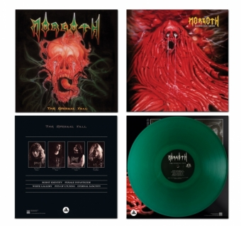 Morgoth - Resurrection Absurd / The Eternal Fall - LP
