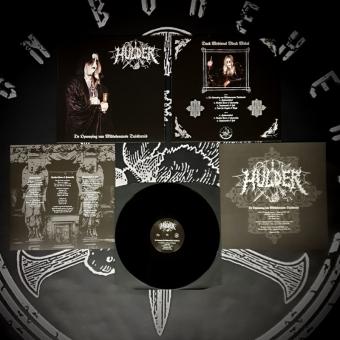Hulder - De Oproeping van Middeleeuwse Duisternis - LP