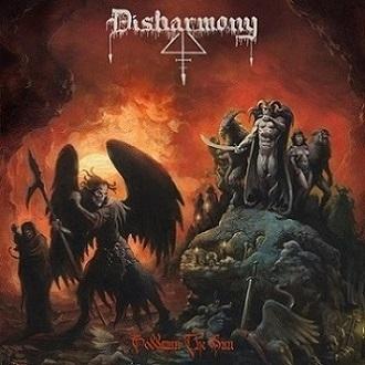 Disharmony - Goddamn the Sun - Gatefold LP