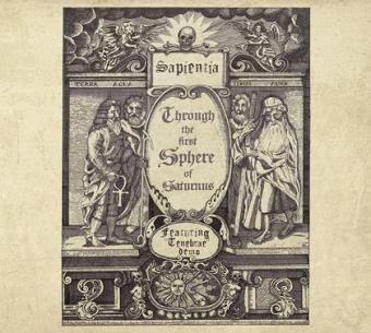 Sapientia - Through the first Sphere of Saturnus - Digipak CD