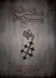 Die Kunst der Finsternis - Das Geheimnis des Vampirs - A5 Digipak CD