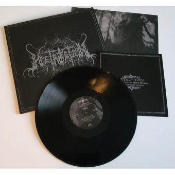 Hetroertzen - Flying Across the Misty Gardens - LP
