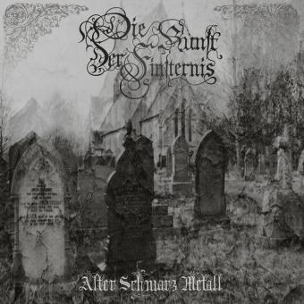 Die Kunst der Finsternis - Alter Schwarz Metall - LP