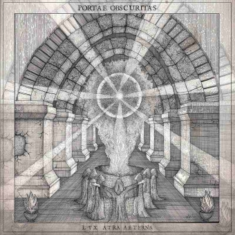 Portae Obscuritas - Lux Ater Aeterna - LP