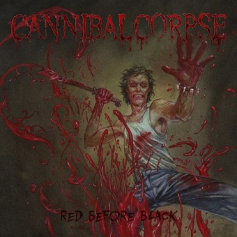 Cannibal Corpse - Red Before Black - LP