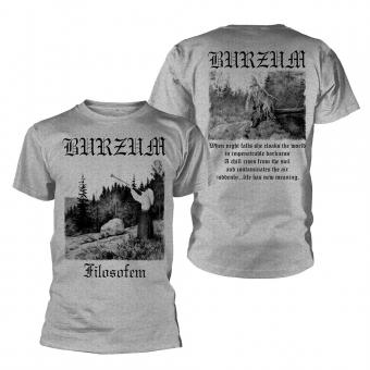 Burzum - Filosofem - T-Shirt (Grey)
