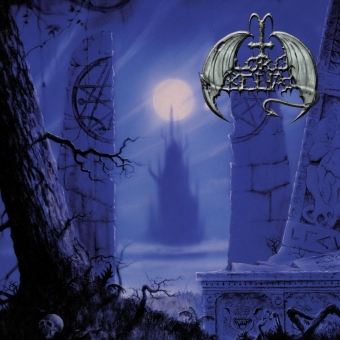 Lord Belial - Enter the Moonlight Gate - Gatefold LP (Bone col. Vinyl)