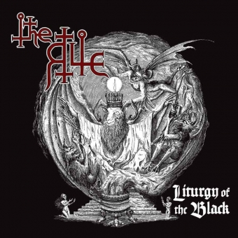 The Rite - Liturgy of the Black - CD