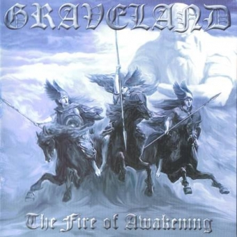 Graveland - The Fire of Awakening - CD