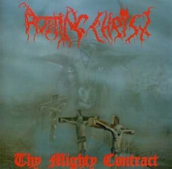 Rotting Christ - Thy Mighty Contract - CD