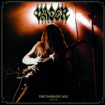 Vader - The Darkest Age - Live 93 - Gatefold DLP