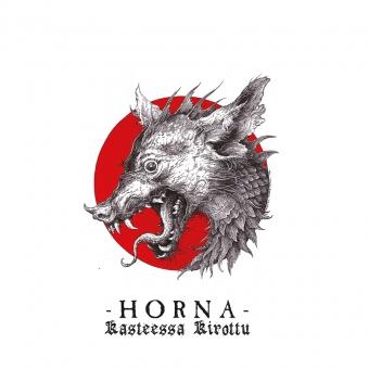 Horna - Kasteessa Kirottu - CD
