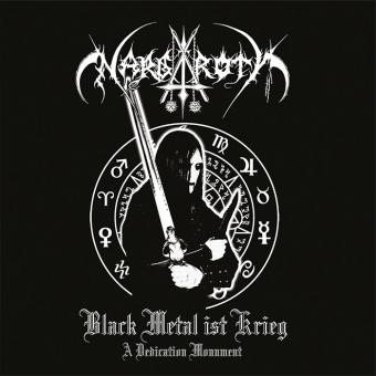 Nargaroth - Black Metal Ist Krieg - Gatefold DLP