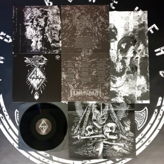 Heresiarch / Antediluvian - Defleshing the Serpent Infinity - MLP