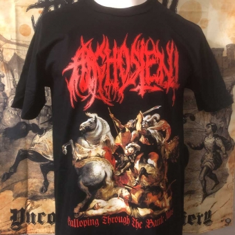 Arghoslent - Galloping through the Battleruins - T-Shirt
