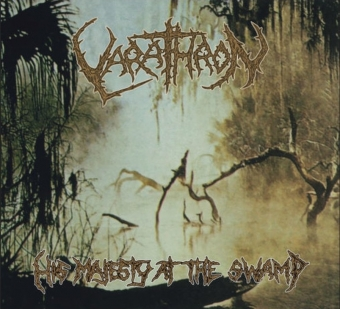 Varathron - His Mayesty At The Swamp - Digibook CD