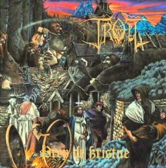 Troll - Drep De Kristne - Digibook CD