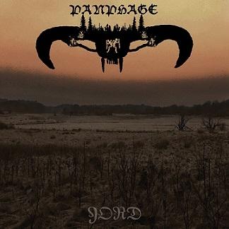 Panphage - Jord - CD