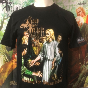 Grand Belials Key - Mocking The Philanthropist - T-Shirt